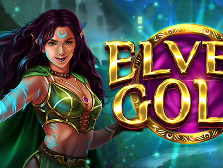 ELVEN GOLD IS LIVE