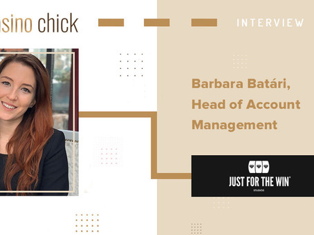 INTERVIEW WITH BARBARA BATÁRI, HEAD OF ACCOUNT MANAGEMENT