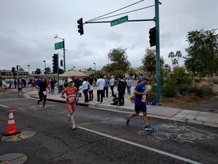 Arizona Rock 'n' Roll Marathon Recap