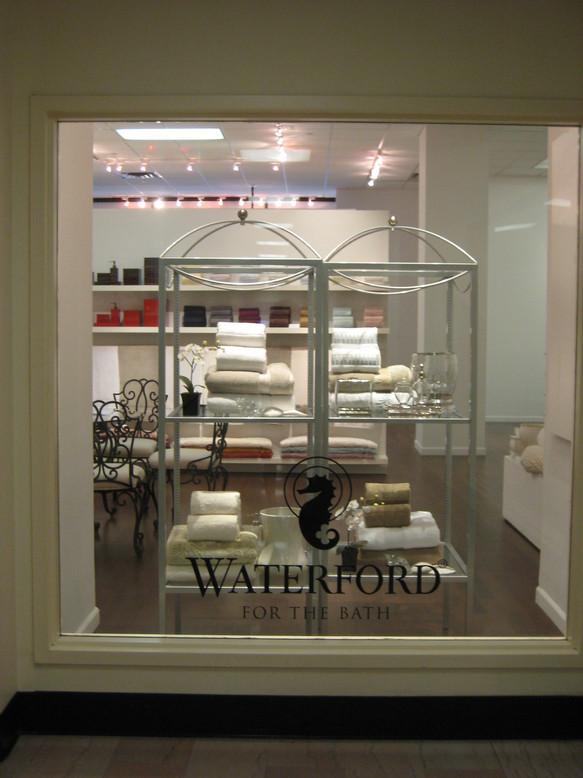 Waterford Bath Window