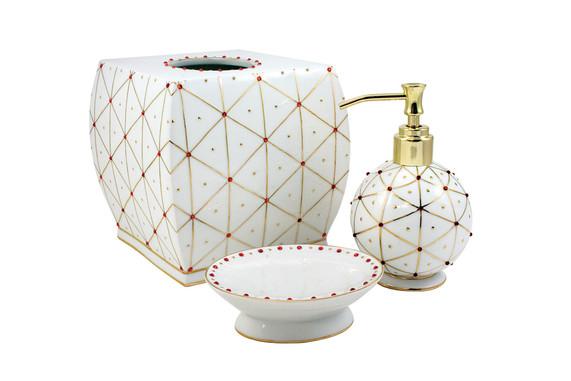 Waterford® Bath_ Ornaments