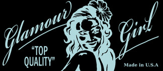 Glamour Girl Decal