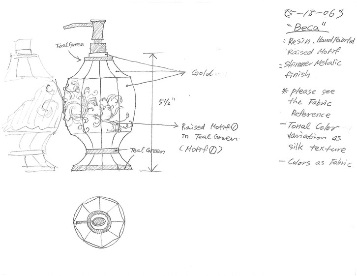 Beca_Initial Sketch