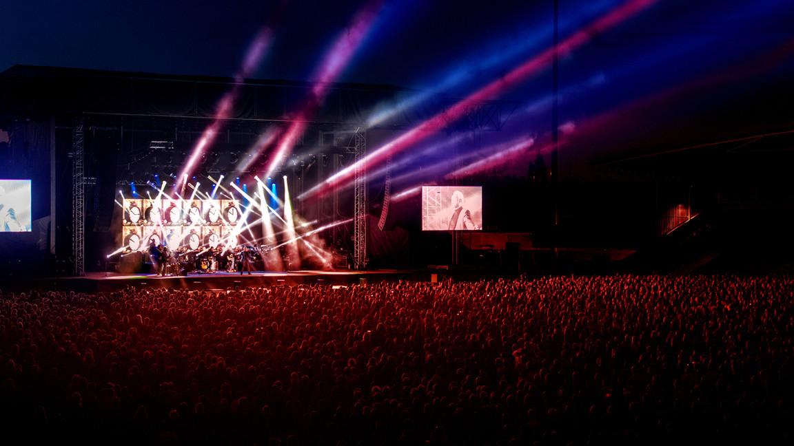 Festival Stage Lighting