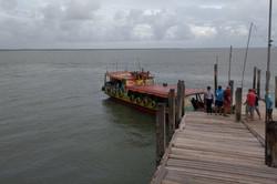Trapiche porto de Marudá