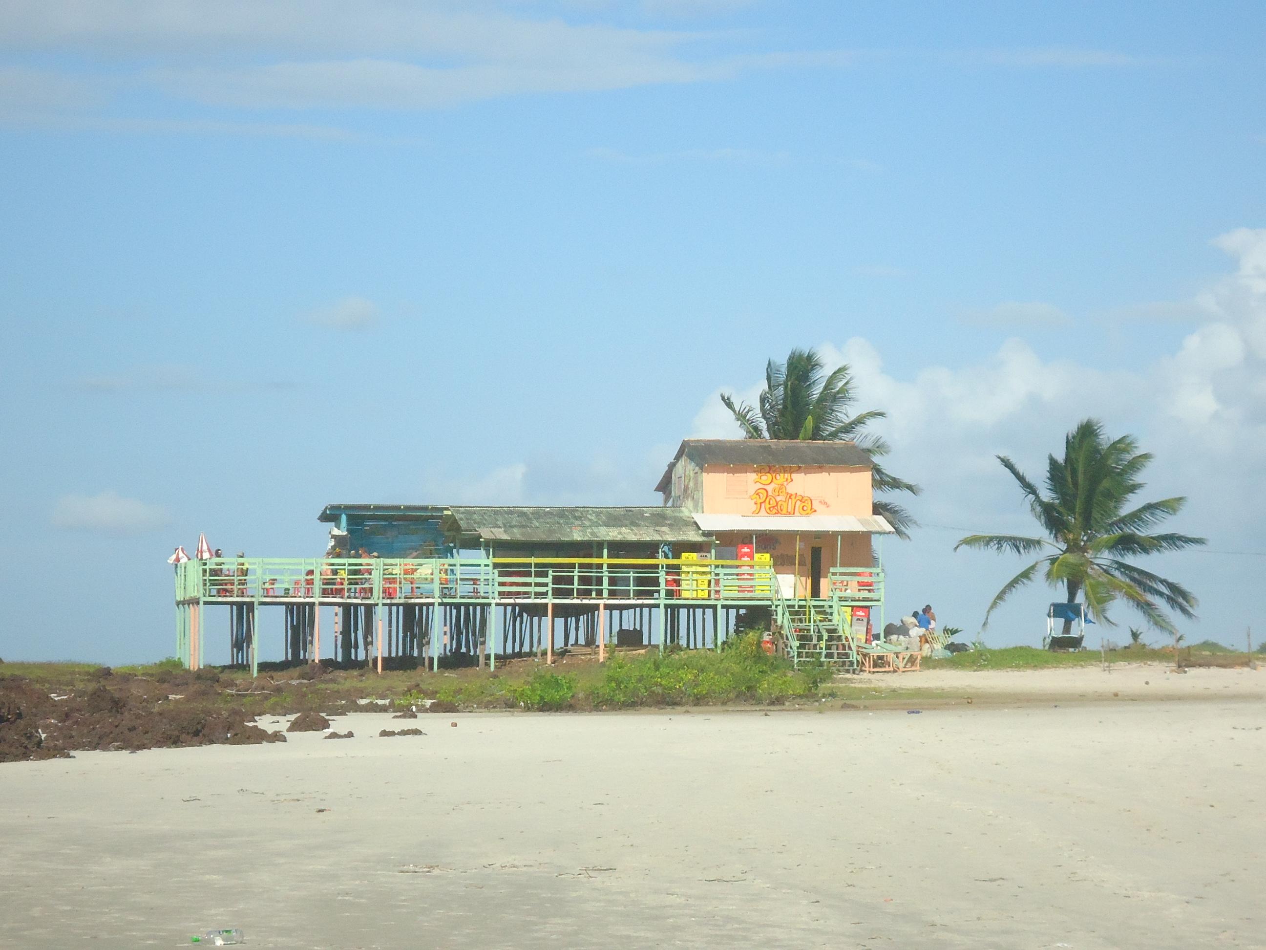 Bar da Pedra, Praia da Princesa