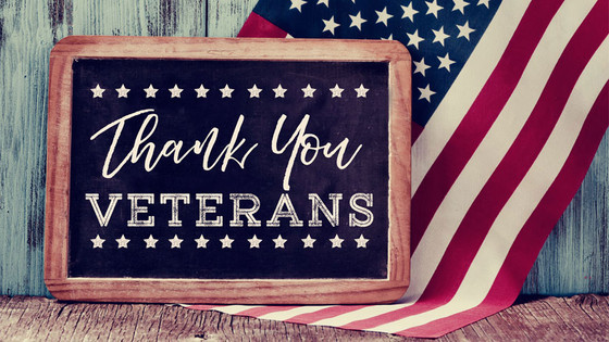 A Heartfelt Thanks to Our Veterans