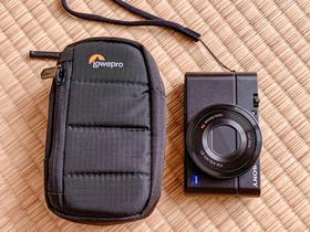 RX100用にLoweproのカメラポーチを買ったよという話。