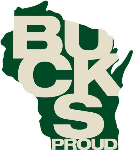Bucks Proud logo