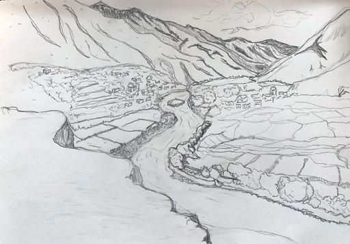 Valley background start