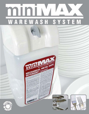Minimax brochure front cover
