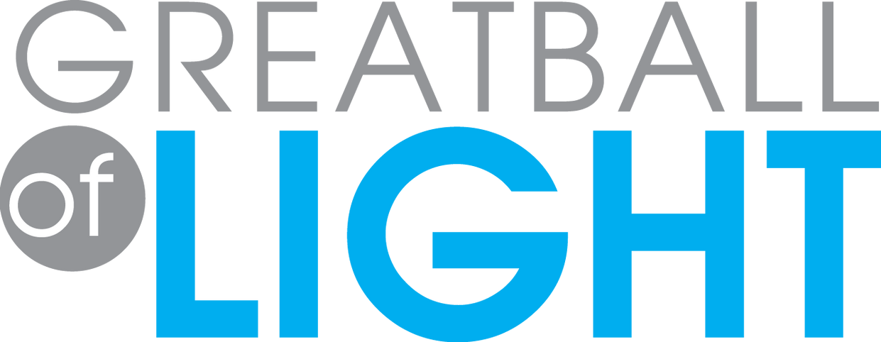 Greatball of Light logo idea