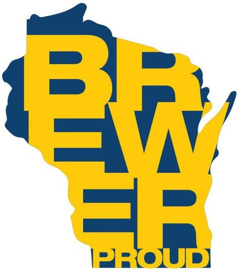 Brewer Proud logo