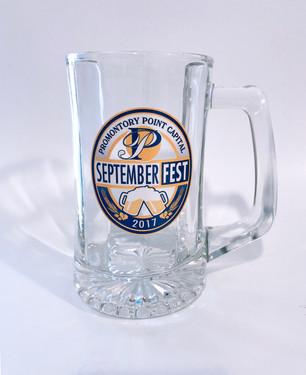 2017 Promontory Point Septemberfest Mug