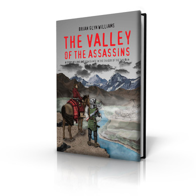 The Valley of the Assasins Book