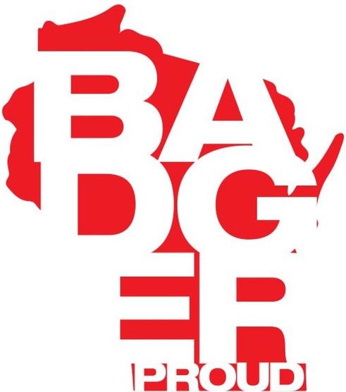 Badger Proud logo