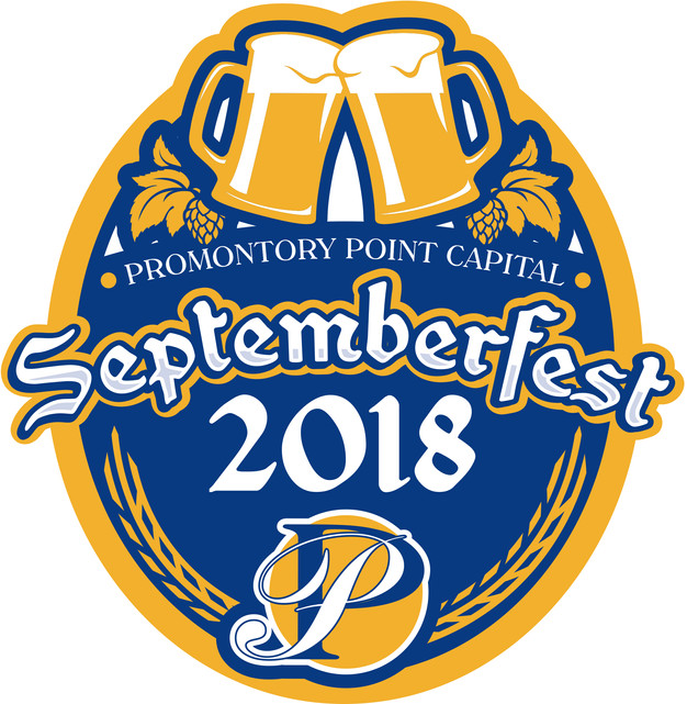 2018 Promontory Point Septemberfest logo