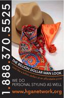 Billion Dollar Club business card