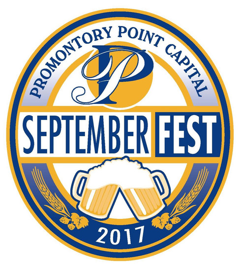 2017 Promontory Point Septemberfest logo