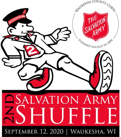 Salvation Army Shuffle Logo 2020