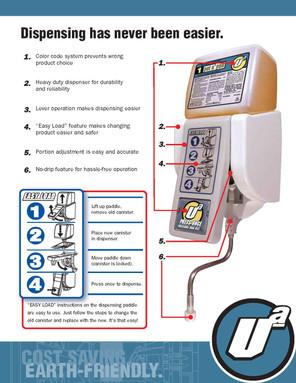 Ultra Active brochure inside pg2