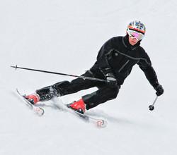 Skiing Mount Hood