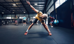 TPF Member - Stretching