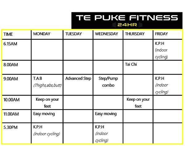 Te Puke Fitness Timetable.PNG