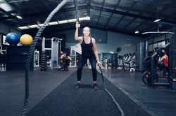 Te Puke Fitness member
