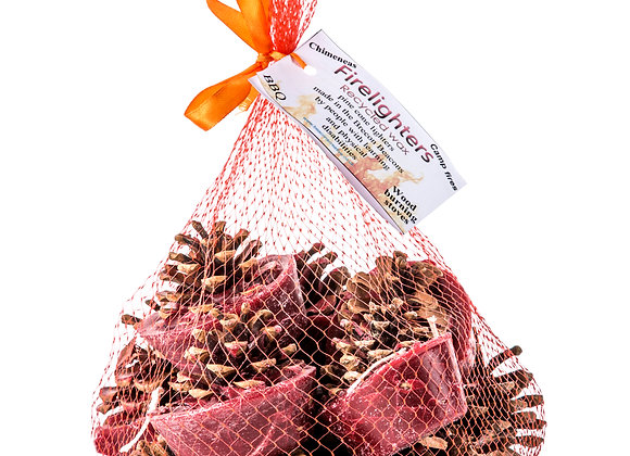 Pinecone Firelighters