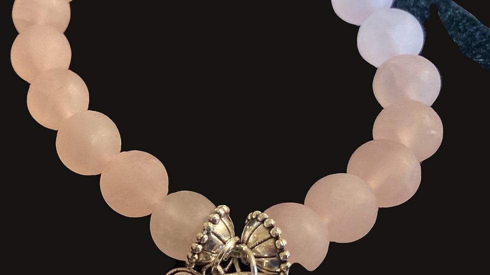 Breast Cancer Awareness/Support Bracelet