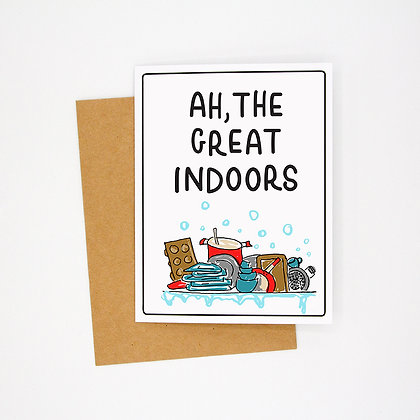 great indoors card