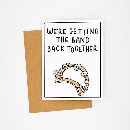 reunited card