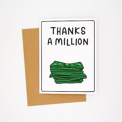 a millie card