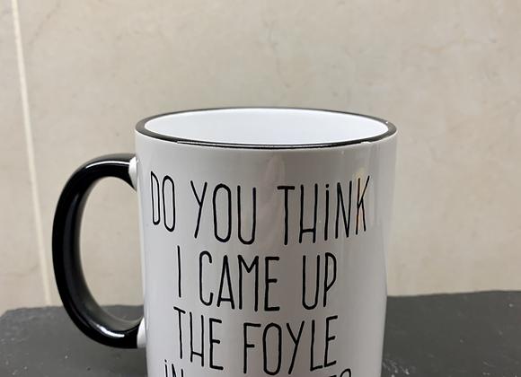 Foyle In A Bubble Mug Bold