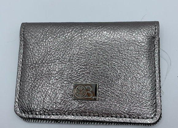 Card Wallet Owen Barry Silver
