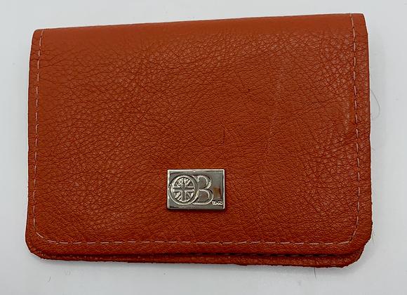 Card Wallet Owen Barry Orange