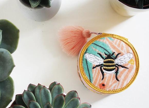 Eden Box With Bee Design