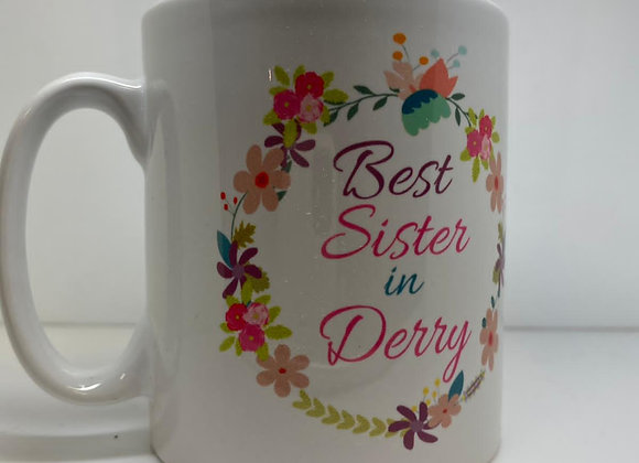 Best Sister In Derry