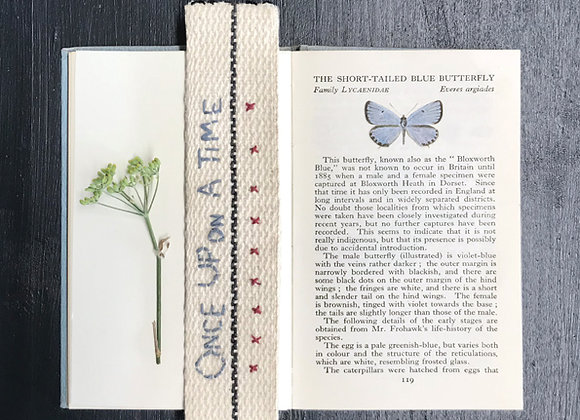 East Of India Once Upon A Time Bookmark