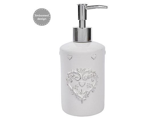 Ornate Soap Dispenser