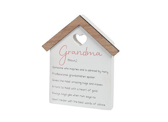 Grandma House Block