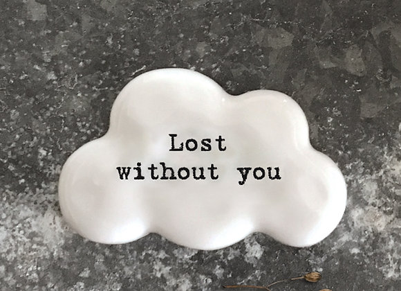 East Of India Cloud Token Lost Without You