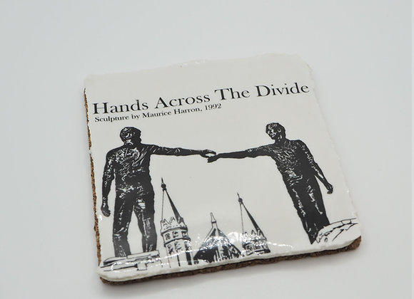 Hands Across The Divide Coaster
