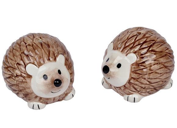 Hedgehog Cruet Set