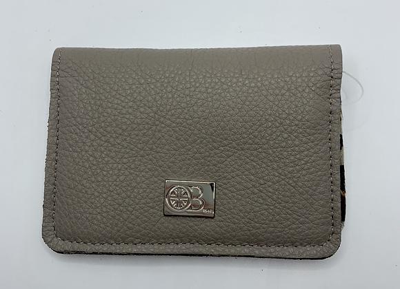 Card Wallet Owen Barry Slate
