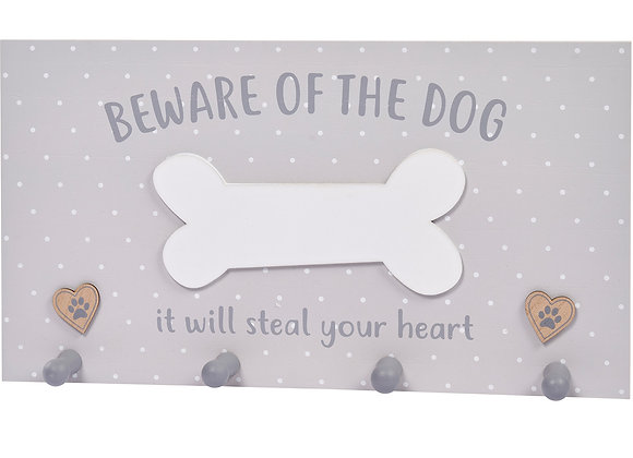 Dog Lead Plaque