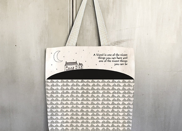East Of India Shopping Bag Friend