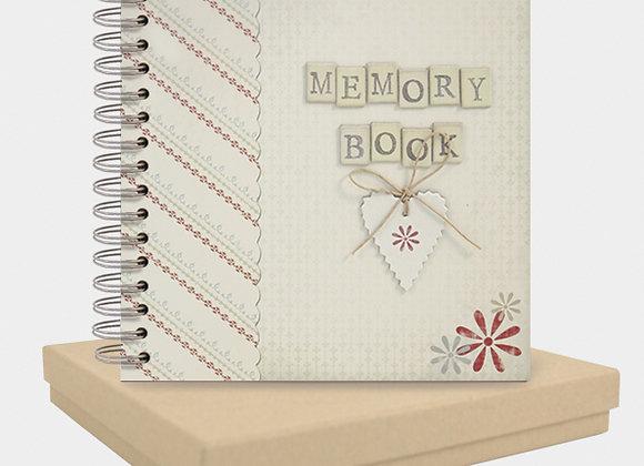 East Of India Memory Book
