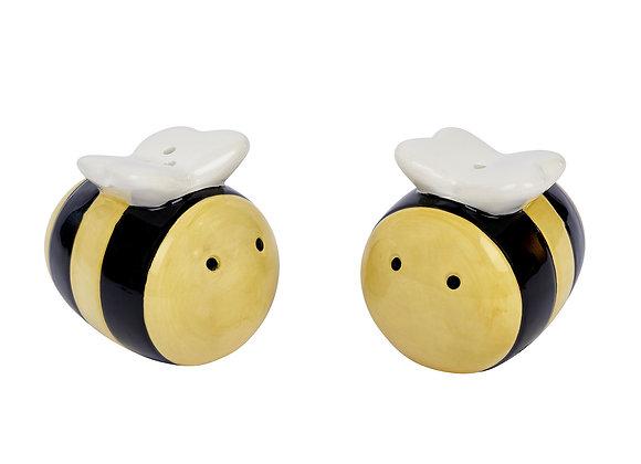 Bee Cruet Set